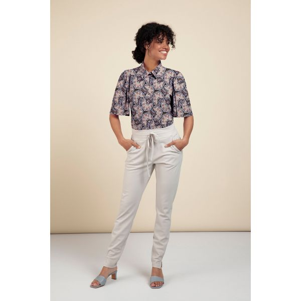 Studio Anneloes | Downstairs bonded trousers
