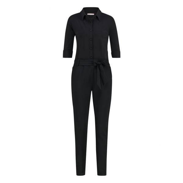 Studio Anneloes | 90544 Angelique jumpsuit 3/4 with cuff